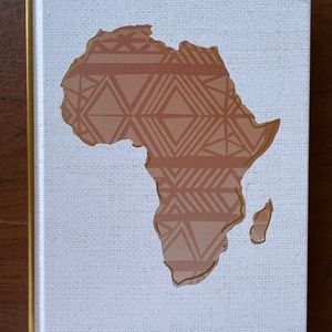 New. Africa Design Black History Month Journal